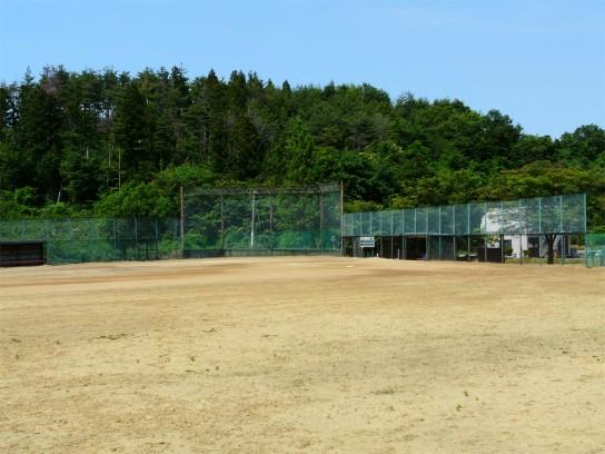 城山運動公園野球場サブ野球場